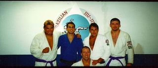 Purple Belt Group Jan 2002